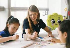 Tips for Teaching English to Very Young Children